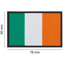 Clawgear Ireland Flag Patch - Color