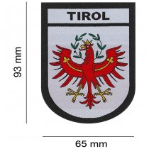 Clawgear Tirol Shield Patch - Color