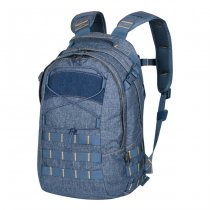 Helikon EDC Backpack - Nylon Blue Melange