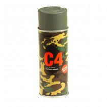 C4 Mil Grade Color Spray Foliage Green