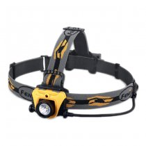 Fenix HP01 XP-G R5 Headlamp Yellow
