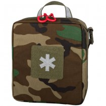 Helikon Automotive Med Kit Pouch - Woodland