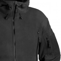 HELIKON Patriot Heavy Fleece Jacket - Black 2