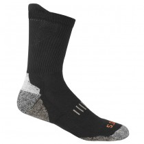 5.11 Year Round Crew Sock - Black