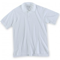5.11 Short Sleeve Professional Polo - White