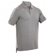 5.11 Short Sleeve Professional Polo - Heather Grey