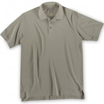 5.11 Short Sleeve Professional Polo - Silver Tan