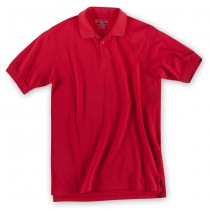 5.11 Short Sleeve Professional Polo - Range Red