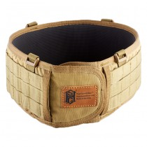 High Speed Gear Sure Grip Padded Belt System - Coyote 1