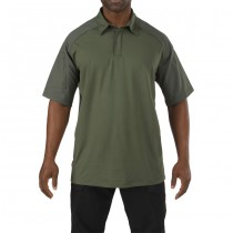 5.11 Rapid Performance Short Sleeve Polo - TDU Green
