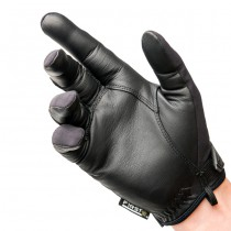 First Tactical Men's Medium Duty Padded Glove - Black 3