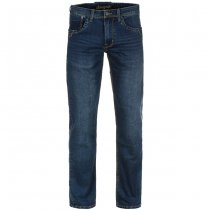 Clawgear Blue Denim Tactical Flex Jeans - Sapphire Washed - 33 - 32