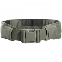 Tasmanian Tiger Warrior Belt LC IRR - Stone Grey Olive - S