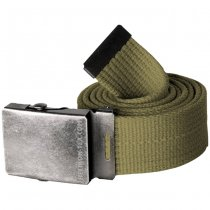 Helikon Canvas Belt - Olive Green - XL