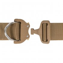 Helikon Cobra D-Ring FX45 Tactical Belt - Coyote - M