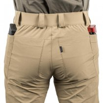 Helikon Covert Tactical Pants - Black - 4XL - Short