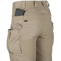 Helikon Hybrid Tactical Pants - Olive Drab - 3XL - Long