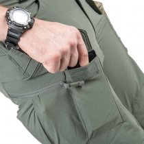 Helikon OTP Outdoor Tactical Pants - Black - 3XL - Short