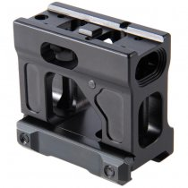 Unity Tactical FAST Aimpoint Micro Mount - Black