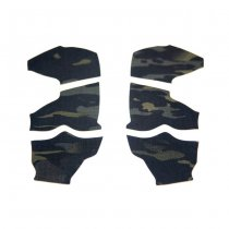 GearSkin Wrap MTEK Solid - Multicam Black