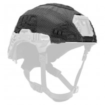 Team Wendy EXFIL Carbon & LTP Helmet & LTP Rail 3.0 Cover - Black