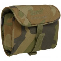 Brandit Toiletry Bag Medium - Woodland