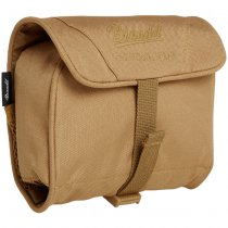 Brandit Toiletry Bag Medium - Camel