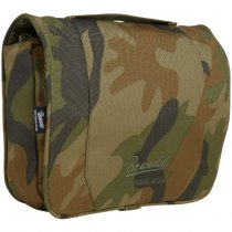 Brandit Toiletry Bag Large - Woodland