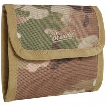 Brandit Wallet Five - Tactical Camo