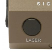 Sightmark LoPro Mini Green Laser Sight - Dark Earth