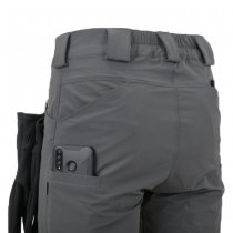 Helikon Trekking Tactical Pants - Black - 4XL - Short