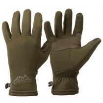 Helikon Tracker Outback Gloves - Olive Green - XL