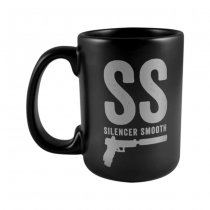 Black Rifle Coffee Silencer Smooth Ceramic Mug
